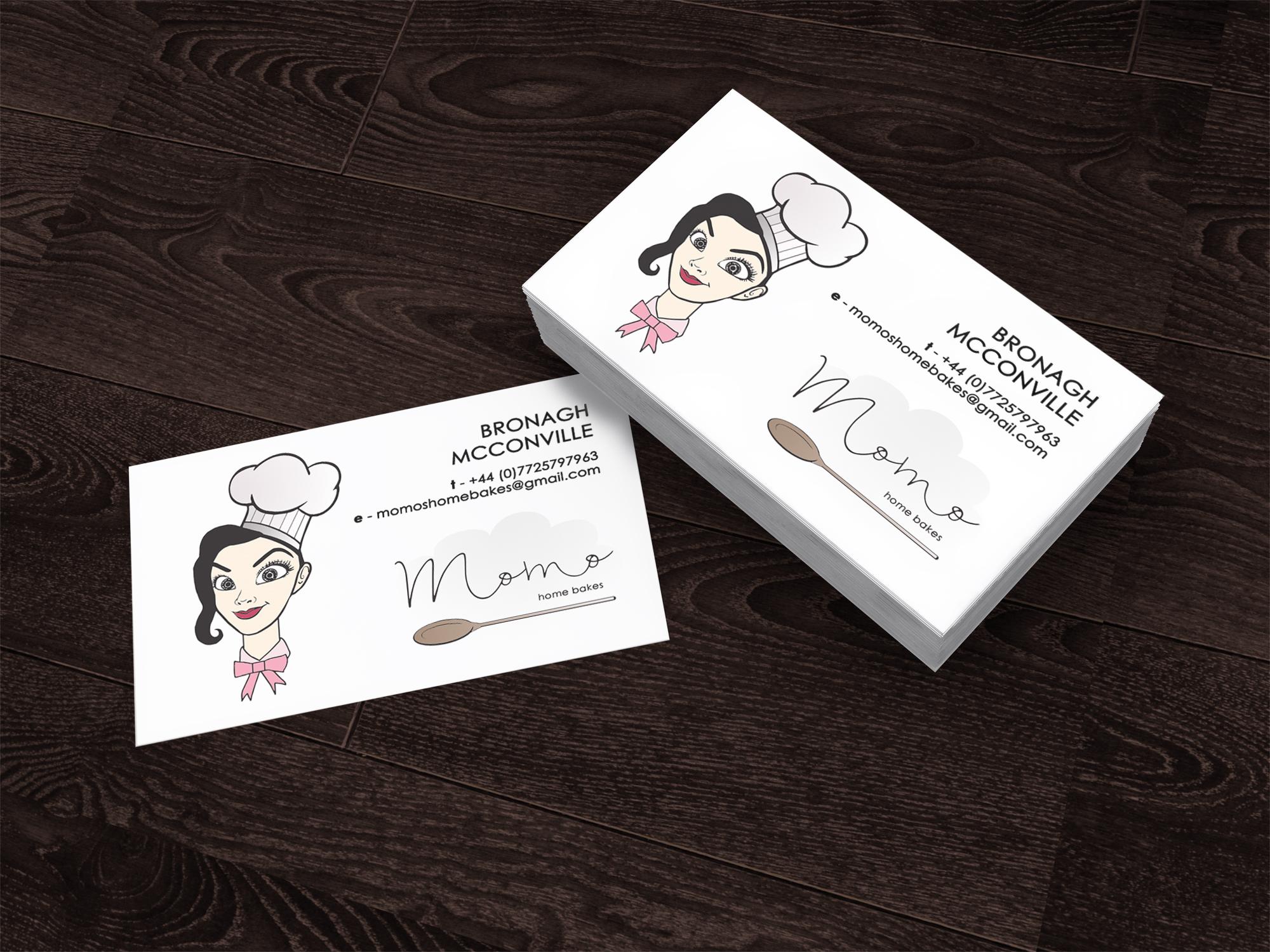 Momo bakery branding design liffy designs businessmockupfix colourmoves
